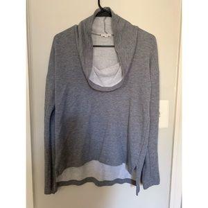 GAP cowl neck sweatshirt. Size S.